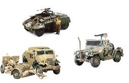 Military Models and Accessories
